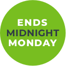 Ends midnight monday